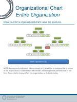 organizational chart entire organization