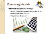 forecasting methods3
