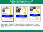 california department of education resources1