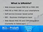 what is bmobile