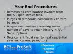year end procedures15