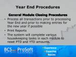 year end procedures3