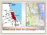 road and rail in chicago