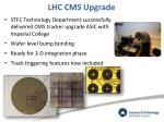 lhc cms upgrade