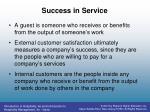 success in service1
