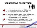 appreciative competition3