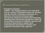 aviation externalities1