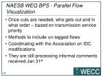 naesb weq bps parallel flow visualization