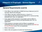 adequacy of proposals general reqmts2