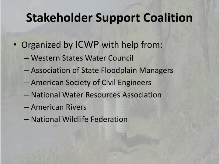 Stakeholder Support Coalition