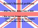britain s financial problems1