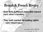 british french rivalry1