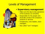 levels of management2