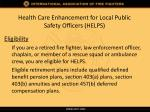 health care enhancement for local public safety officers helps2