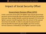 impact of social security offset4