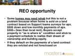 reo opportunity3
