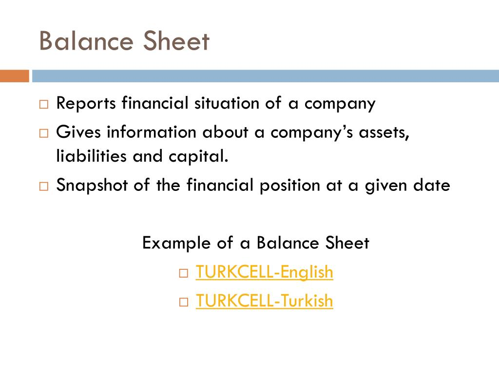 PPT - The role of accounting in economy, business and finance