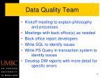 data quality team1