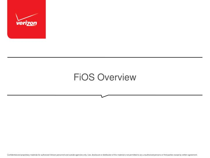 fios overview n.