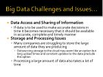 big data challenges and issues1