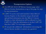 transportation updates1