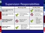 supervision responsibilities1