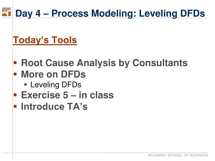 day 4 process modeling leveling dfds n.