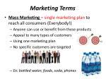marketing terms1