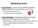 marketing terms2