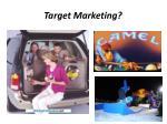 target marketing1
