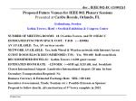 proposed future venues for ieee 802 plenary sessions presented at caribe royale orlando fl2