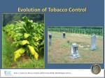 evolution of tobacco control2