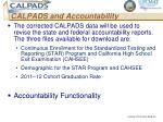calpads and accountability2