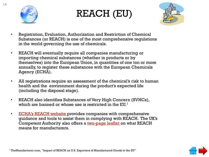 REACH (EU)