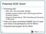 potential doe grant1