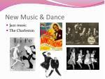 new music dance