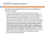 saseta requirements15