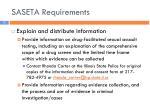 saseta requirements5