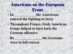 americans on the european front4