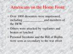americans on the home front8