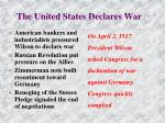 the united states declares war8