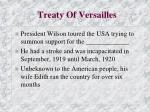 treaty of versailles7
