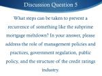 discussion question 5