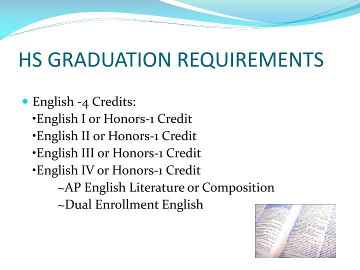 requirement english composition