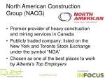 north american construction group nacg
