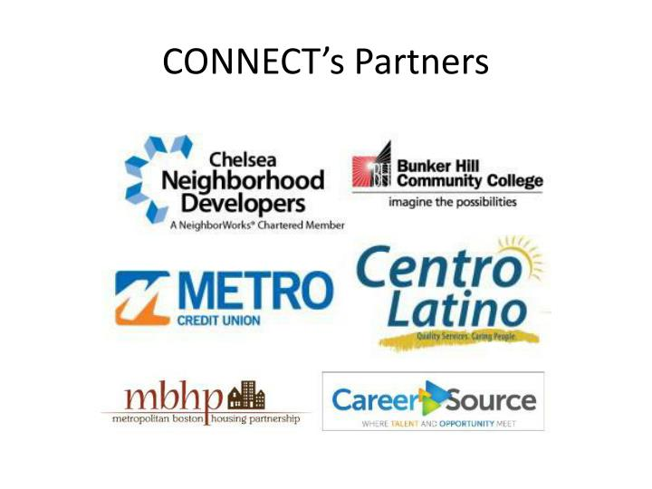 CONNECT's Partners