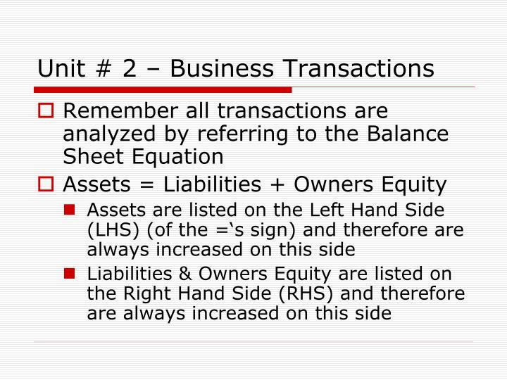 p3 unit 2 business The social implications of business ethics social implications refer to those actions of business that have an effect on society as a whole.