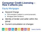 consumer credit licensing how it affects you5