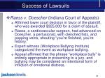 success of lawsuits1
