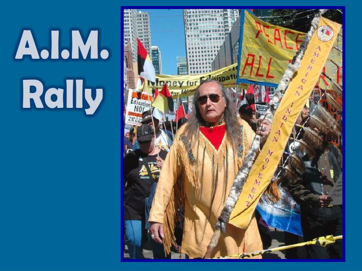 A.I.M. Rally